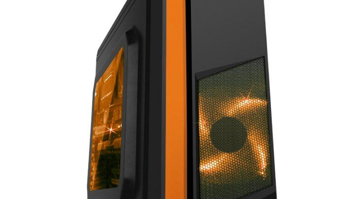 Đánh giá Case SAMA Esport 2 – Mini tower giá mềm có cửa sổ