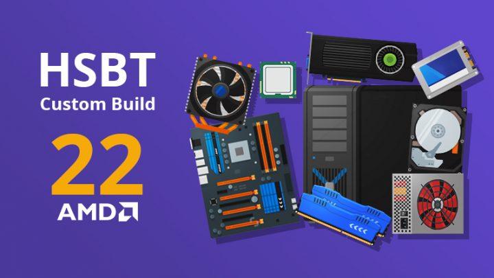 PC chơi game 22 triệu (AMD)