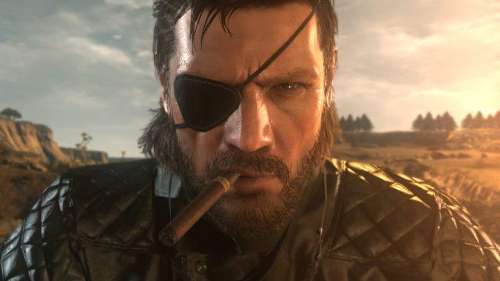 Metal Gear Solid 5 (P.3): Hoàn thành game…30%