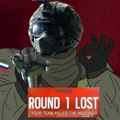 Fuze the Hostage