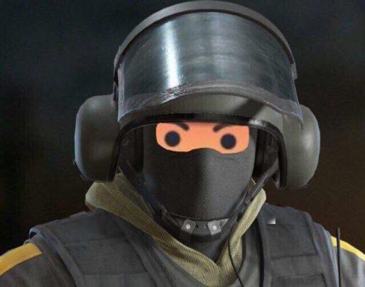 Bandit ANGERY